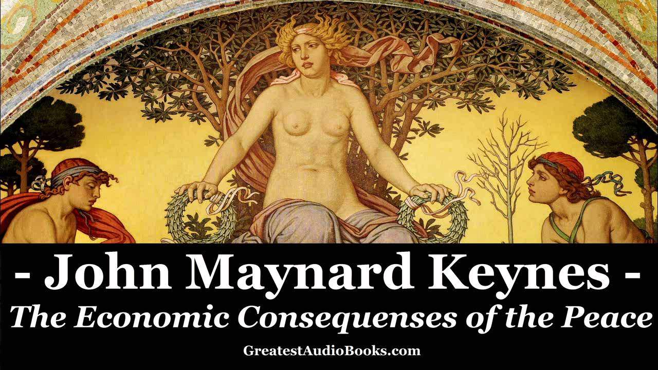 Image result for john maynard keynes the economic consequences of the peace