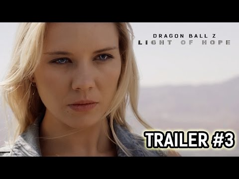 Dragon Ball Z: Light of Hope Official Trailer #3