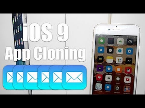 HOW TO: DUPLICATE APPS ON iOS 9-9.3.3 FOR FREE | NO ...