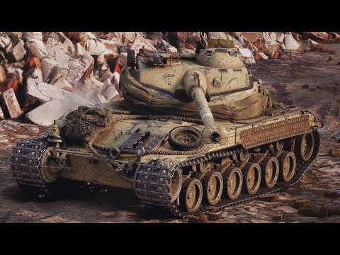 World of Tanks Bat.-Châtillon 25 t - 4 Kills 10K Damage thumbnail