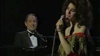 Dara Sedaka singing...
