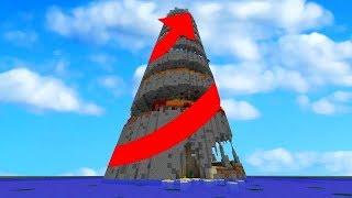 Minecraft: Return of the Spiral
