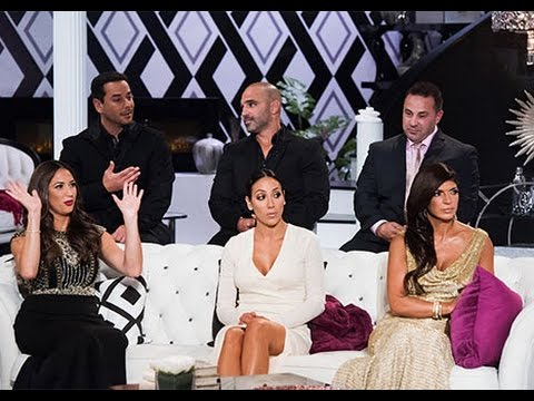 Real Housewives Of New Jersey Season 6 Reunion Part 1 ...