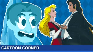 THE LEGEND OF THE TITANIC REVIEW | Cartoon Corner