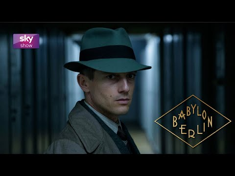 Babylon Berlin - Staffel 3 - Official Trailer - Sky Show [HD]