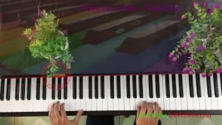 Bí quyết học piano solo Trông Cậy Chúa (Ng Sang)  -  Xuân Hải (Upponia.com - Tuhocpiano.com)