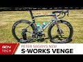 Peter Sagan's S-Works Venge Disc | Tour de France 2019 Pro Bike
