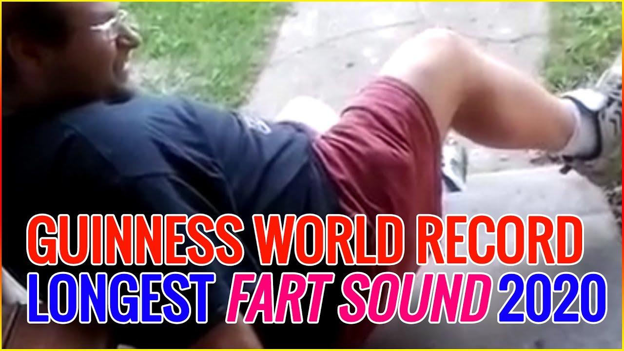 Longest Fart Ever