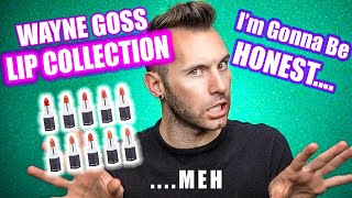 THIS HURT TO SAY | Honest WAYNE GOSS Collection Review | Wear Time and IN DEPTH