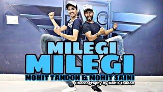Milegi Milegi | STREE | Mika Singh | Sachin-Jigar | Rajkummar Rao |Shraddha Kapoor |ft. Mohit Tandon