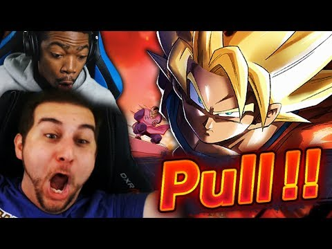 MY FIRST DUAL SUMMON!! SPARKING SUMMONS HYPE?! | Dragon Ball Legends