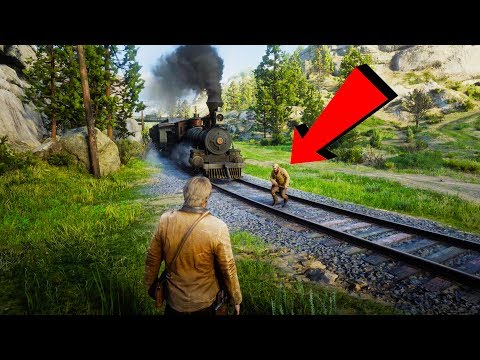 Red Dead Redemption 2 - Funny Moments Compilation!
