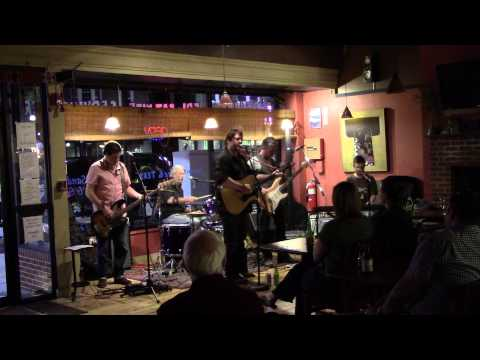 The Rotary Prophets, Live @ The Paradise Cafe, Dedham, MA 8.8.2014