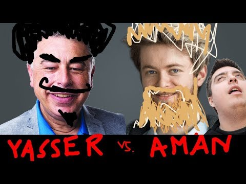 Yasser Seirawan vs Aman Hambleton | OTB Blitz Match