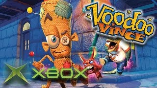 Original Xbox: Voodoo Vince Gameplay (Full Demo)