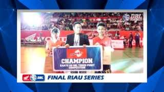 Highlight Final Party Honda DBL 2013 Riau Series (Pekanbaru)