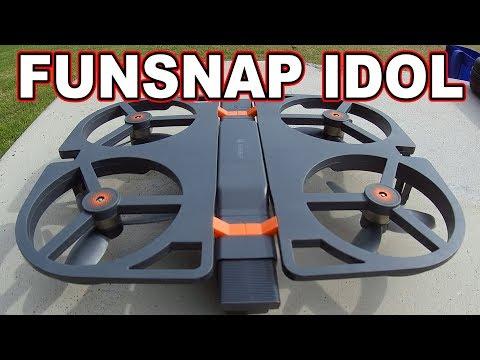 Xiaomi FunSNAP IDoL Selfie Drone Review 😀