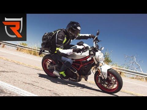Arai DT-X Motorcycle Helmet Second Test Review Video | Riders Domain