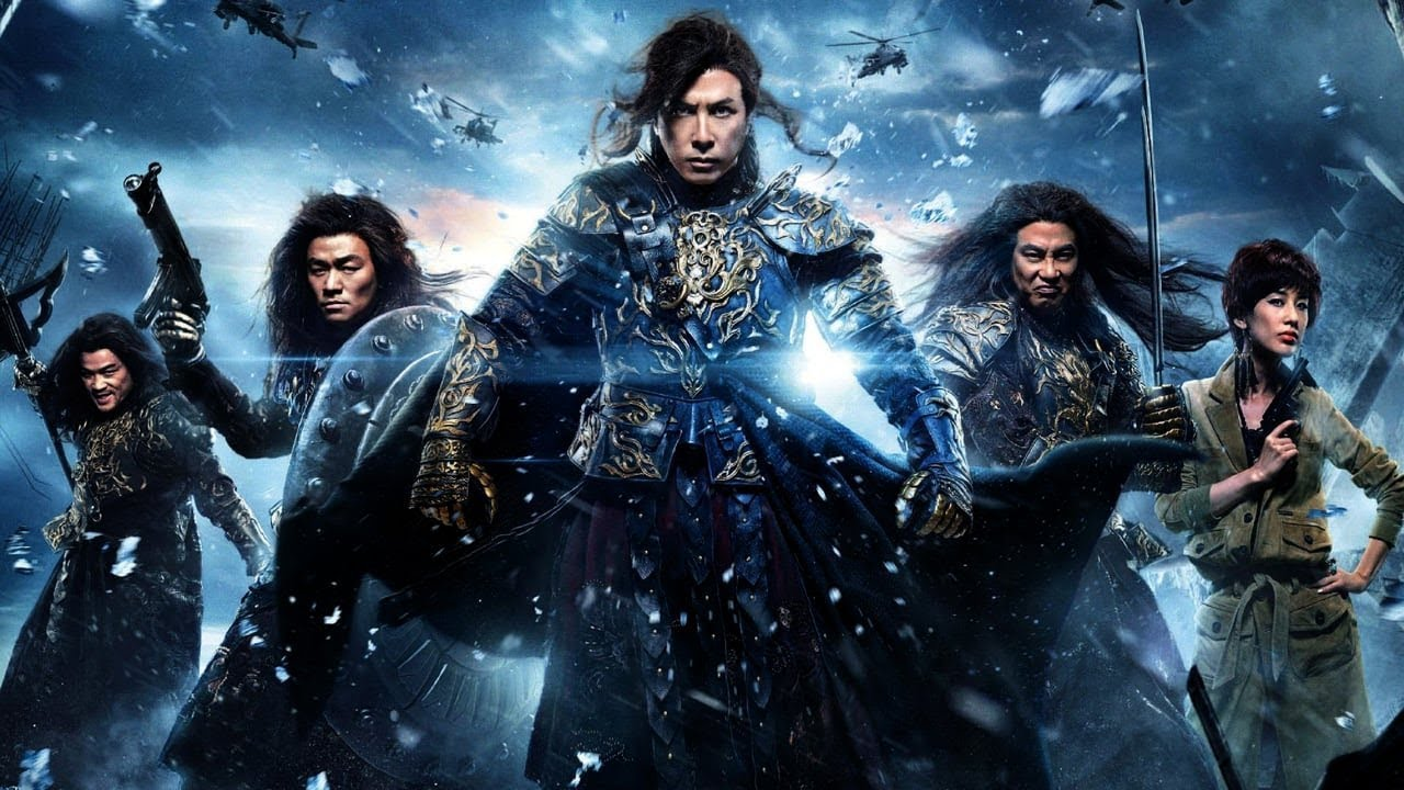 Download He Ying Vs Japanese Captain l Full Fight - Iceman 2 The Time Traveller (2018 - Full HD)