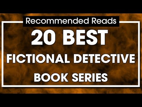 20 Best Fictional Detective Book Series | Recommended Reads