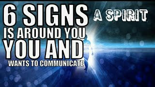 6 Signs a spirit is trying to communicate with you. PARANORMAL NOW INSIDERS GUIDE.