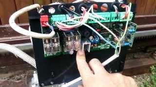 видео Блок управления CAME ZBX6