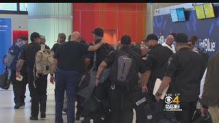 Dozens Of Boston Police Deploy To Puerto Rico