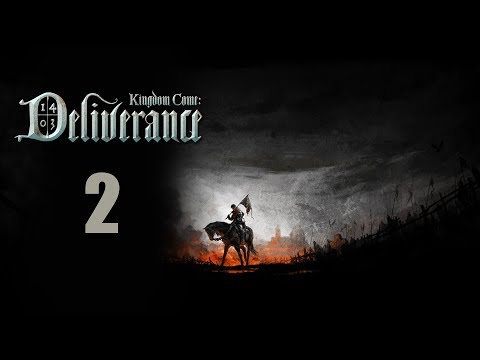 Kingdom Come: Deliverance | #2 | CZ Let's Play / Gameplay [PS4]