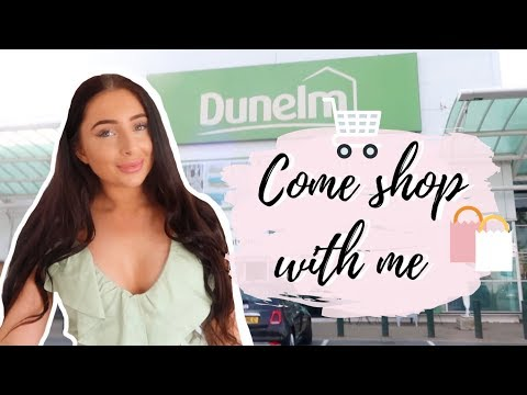 WHAT'S NEW IN DUNELM | COME SHOP WITH ME TO DUNELM | INTERIOR VLOG | Hazel Maria Wood