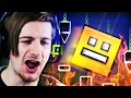 WHERE'S THE CHALLENGE AT!!?? (I Know.. It's Coming!)    Geometry Dash (Part 1)