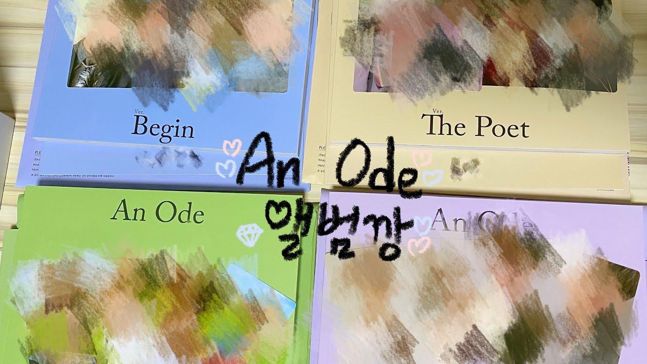 캐럿 브이로그 | 나도 해봤다 앨범깡❕| 세븐틴 언오드 앨범 An Ode | 언박싱 Unboxing
