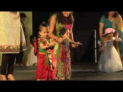 Taste Of India 2010 Fashion Show By Kids Youtube