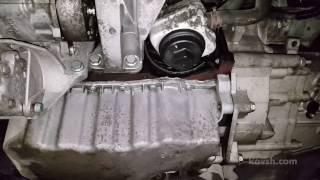 Звук разбитого двухмассового маховика на Volkswagen Transporter T5 1.9d