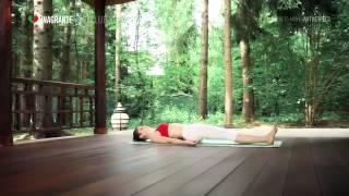 Утренний комплекс йоги для начинающих(Утренний комплекс йоги для начинающих. Йога для кишечника при запорах видео. Йога в теплом помещении. Йога..., 2015-12-27T07:56:34.000Z)