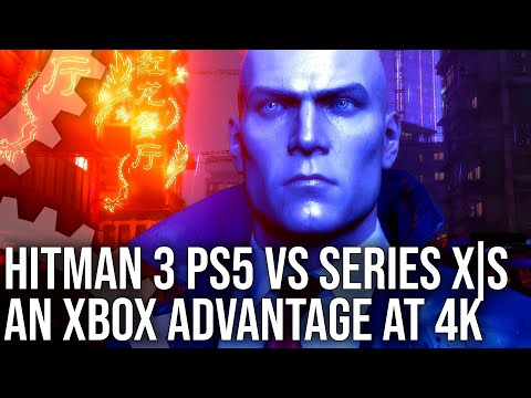 Hitman 3 PS5 vs Xbox Series X|S Comparison: An Xbox Advantage At 4K