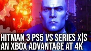 Hitman 3 PS5 vs Xbox Series X|S Comparison: An Xbox Advantage At 4K