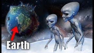एलियन के ग्रह से हमारी पृथ्वी कैसी दिखेंगी? (What Aliens See if They Look at Earth?)