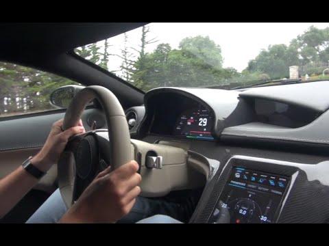 Rimac Concept_One drive