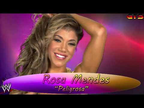 2014: Rosa Mendes - WWE Theme Song -