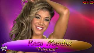 "2014: Rosa Mendes - WWE Theme Song - ""Peligrosa"" [Download] [HD]"