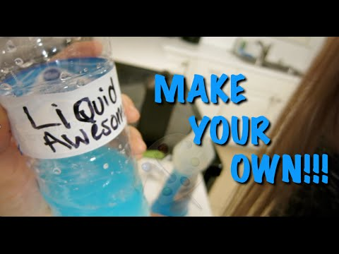 How To Make Your Own OxiClean - YouTube