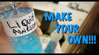 How To Make Your Own OxiClean