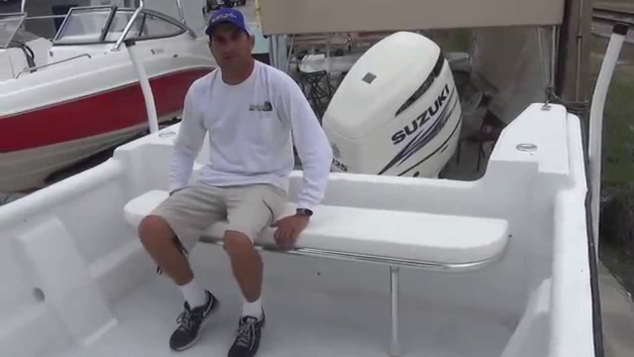 Folding Rear Bench Seat - YouTube