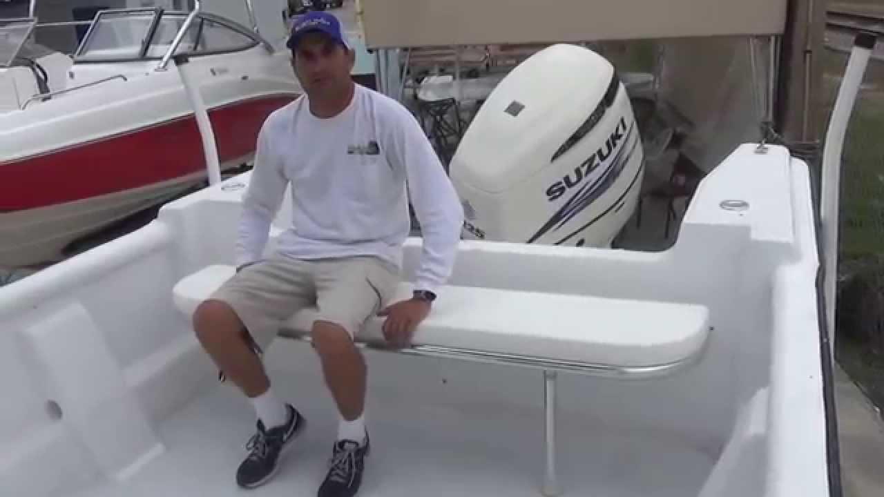 Folding Chairs For Boats Shaker Rocking Chair Rear Bench Seat Youtube Birdsall Marine Design