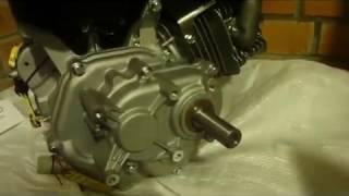 Обзор двигателя LIFAN 190FB-L (190F-L) с понижающим редуктором без сцепления(, 2017-03-01T09:54:43.000Z)