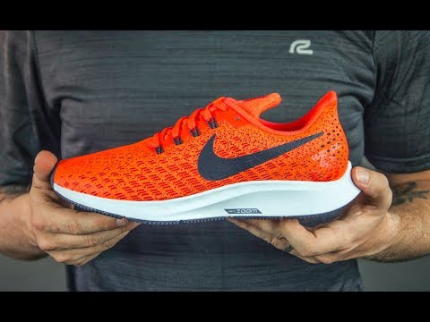 timeless design 32c97 61266 Men's Nike Pegasus 35 | Fit Expert Shoe Review