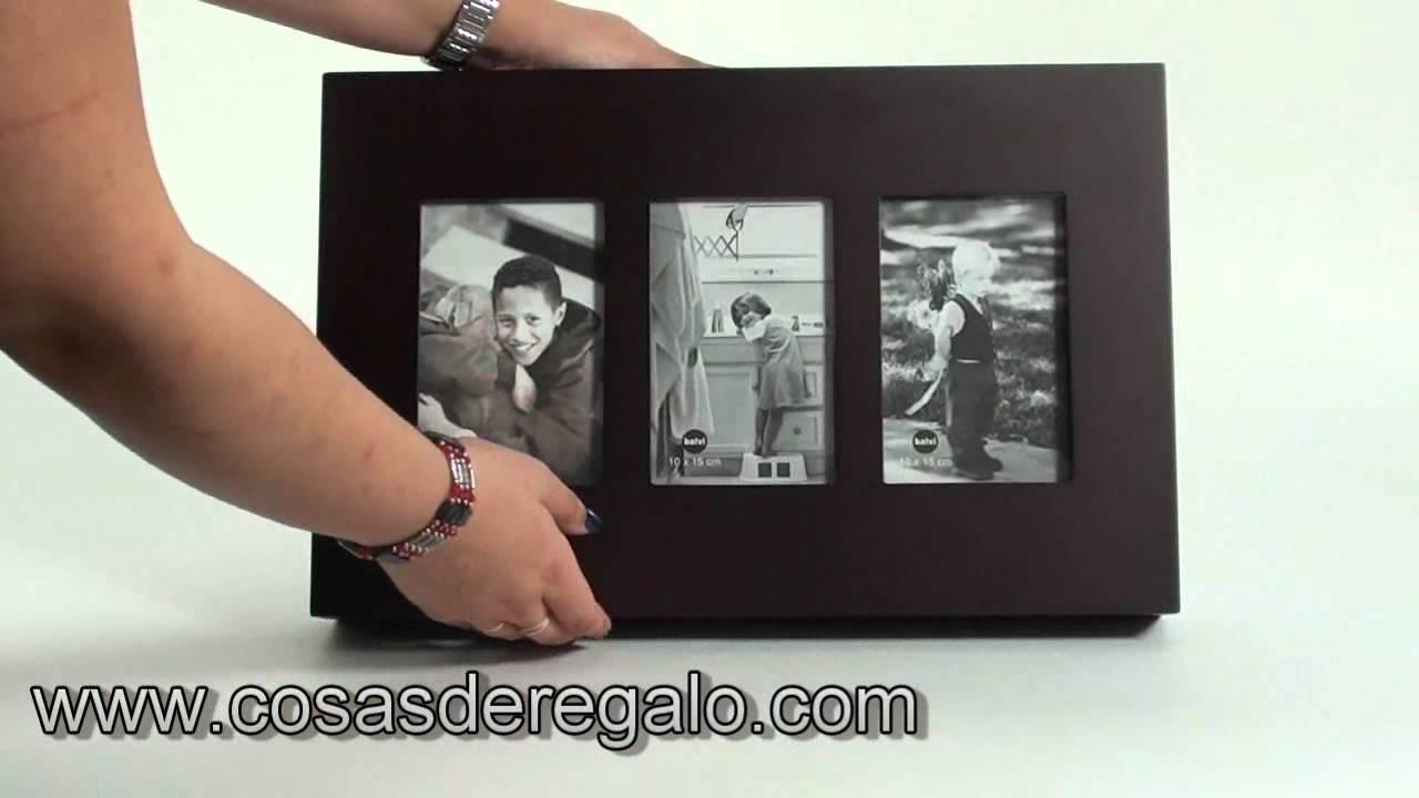 Demo tapa contadores con marco de fotos para 3 fotos 10x15 - Tapa cuadro electrico ikea ...