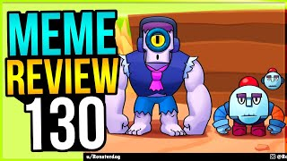 When My Teammate Picks Shelly in Power League | Brawl Stars Meme Review 130