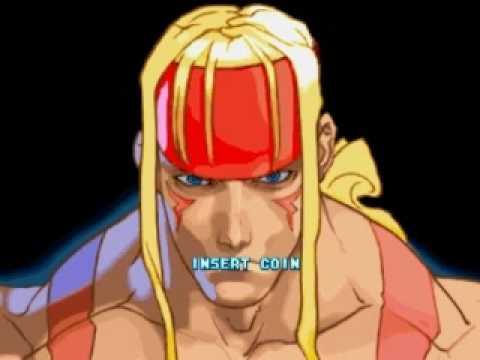 Street Fighter III New Generation intro