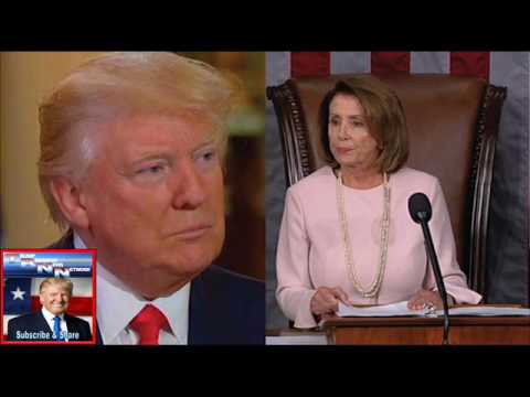 HEADS JUST ROLLED Trump Just Said 4 Words That'll Have Nancy Pelosi Crawling On The Floor!